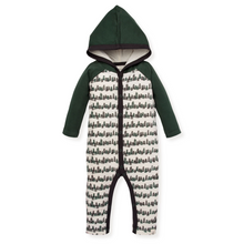 Load image into Gallery viewer, On The Tree Line Hooded Jumpsuit