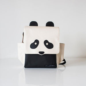 Panda Mini Me Critter Backpack
