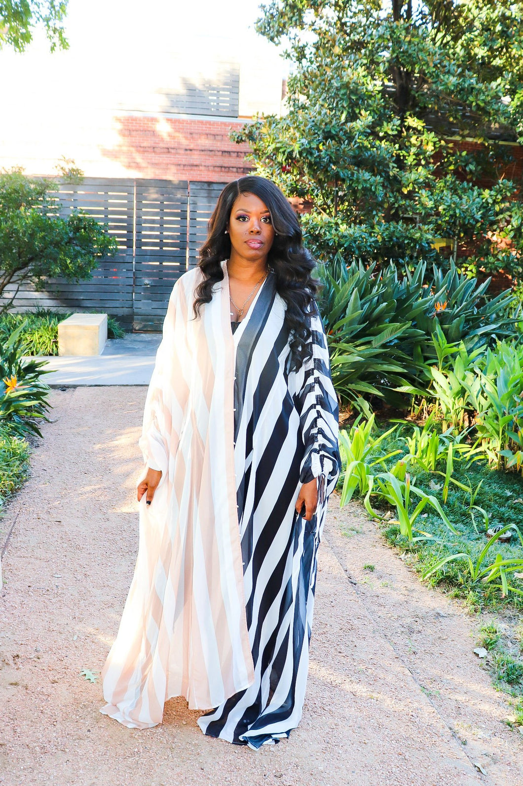 Split Decision Oversized Maxi