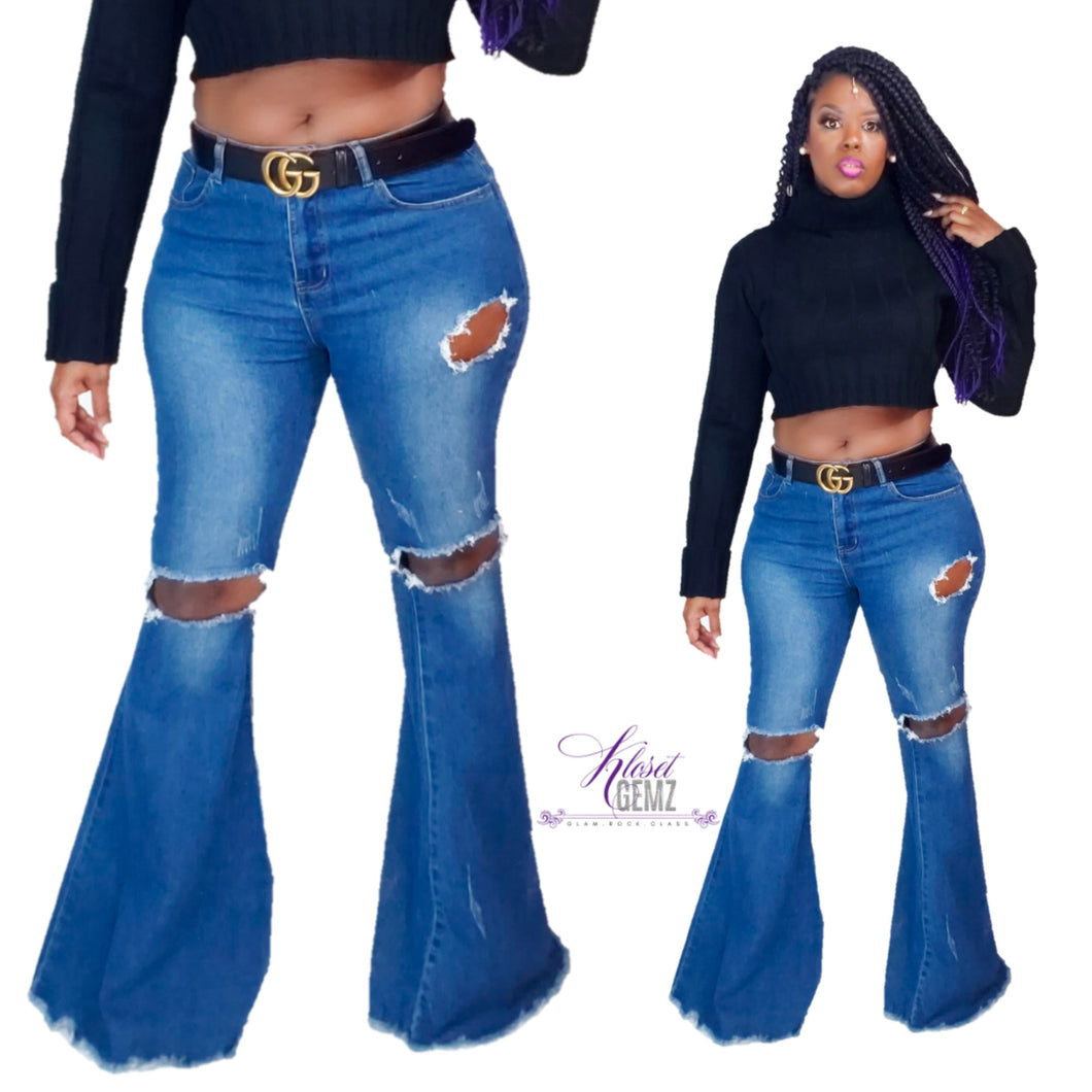 She's Got Flare Jeans