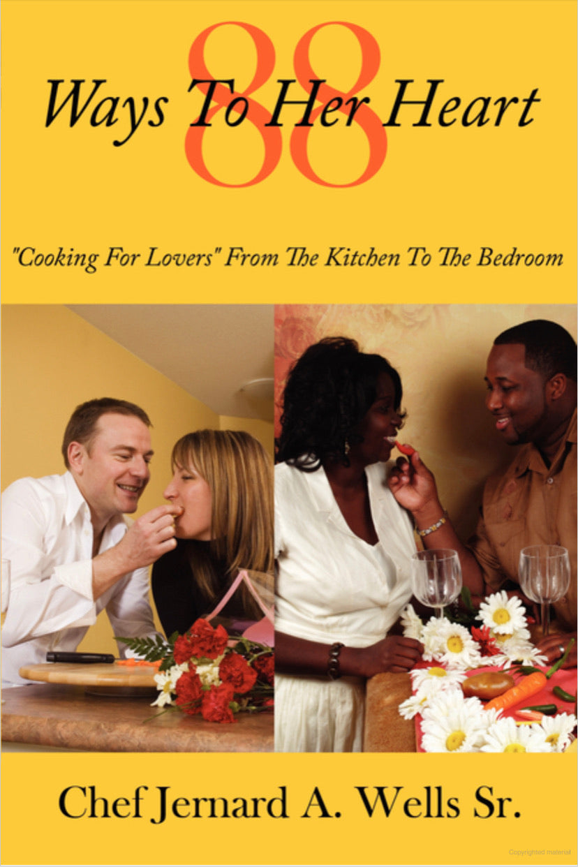 Cookbook 88 Ways to her heart Cooking for lovers""
