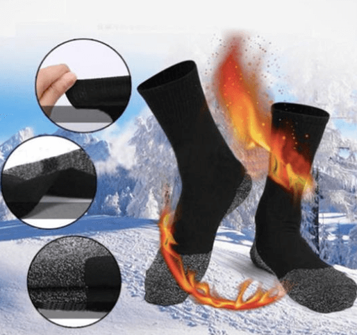 35 Below Ultimate Fibre Socks