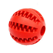 Load image into Gallery viewer, Dog Toys / Toothbrush Clean Ball Food / Extra-tough Rubber Interactive Ball
