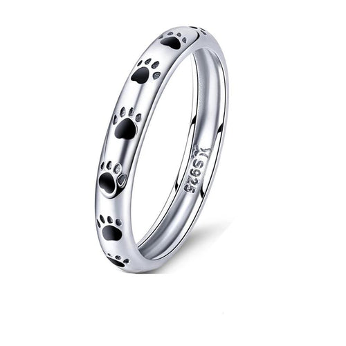 Imprint 925 Sterling Silver Ring