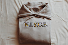 Load image into Gallery viewer, N.I.Y.C.E. Hoodie - Tan