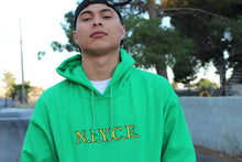Load image into Gallery viewer, N.I.Y.C.E. Hoodie - Green