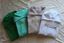 Load image into Gallery viewer, N.I.Y.C.E. Hoodie - Mint