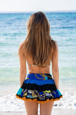 Load image into Gallery viewer, Yate Caribe Miniskirt