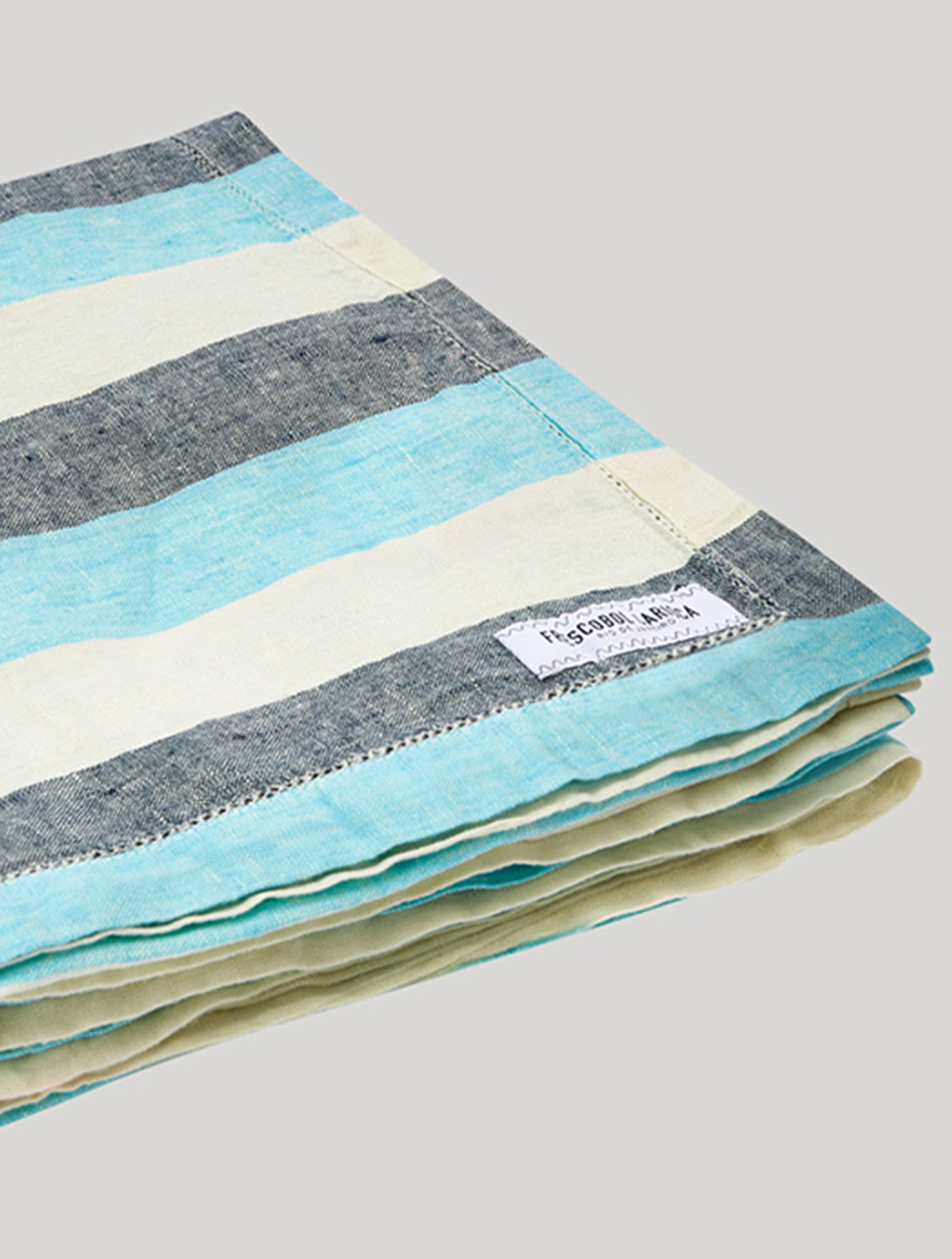 BEACH TOWEL LARGE STRIPE