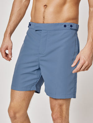 TAILORED SWIM SHORTS