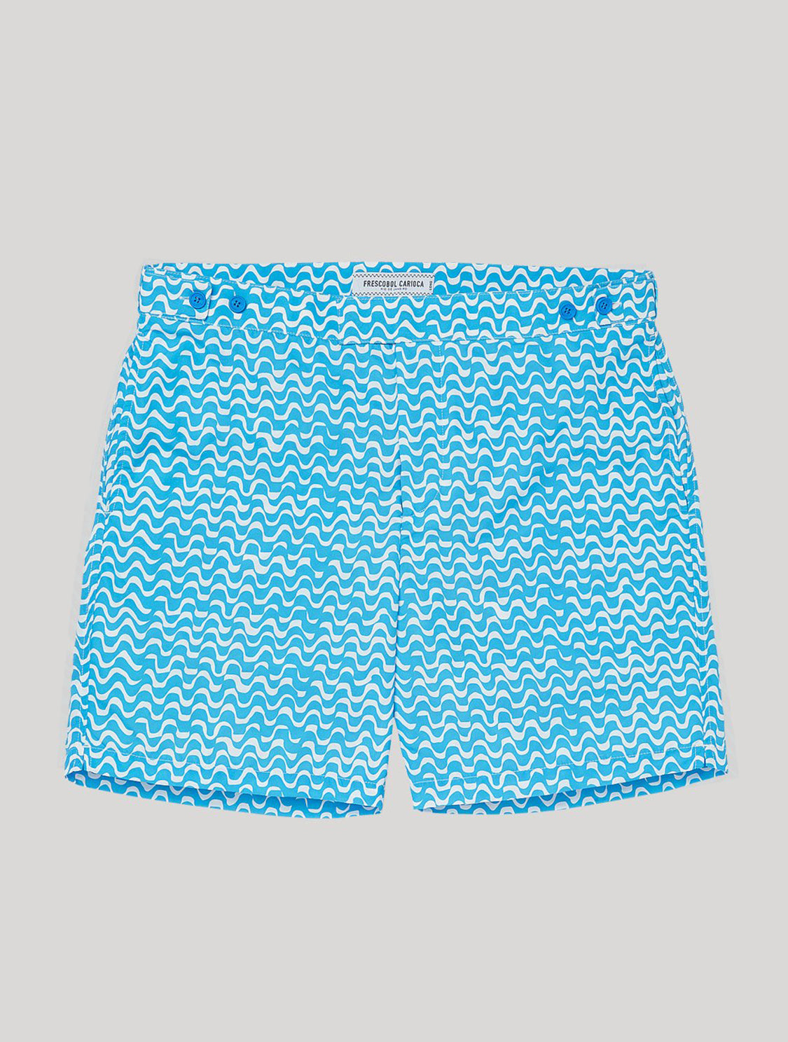 Wave Bossa Tailored Swim Shorts