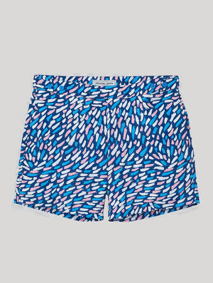 Kurumi Tailored Swim Shorts