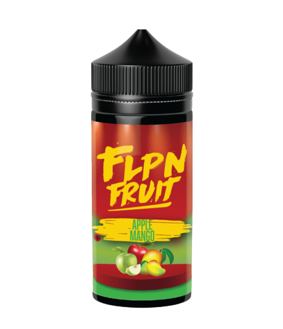 Flpn Fruit - Apple Mango 120ml