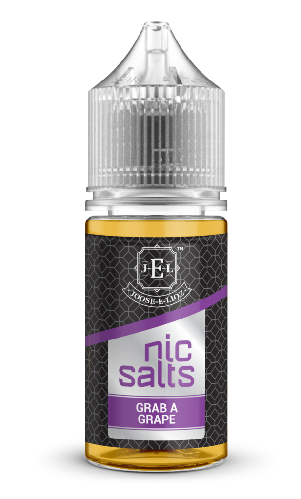 JEL - Grab a Grape Nic Salts 30ml