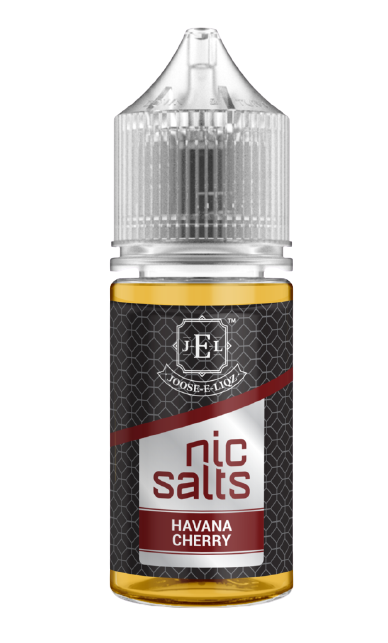 JEL - Havana Cherry Nic Salts 30ml