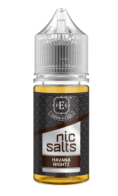 JEL - Havana Nightz Nic Salts 30ml