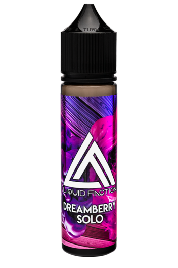 Liquid Faction - Dream Berry Solo 120ml