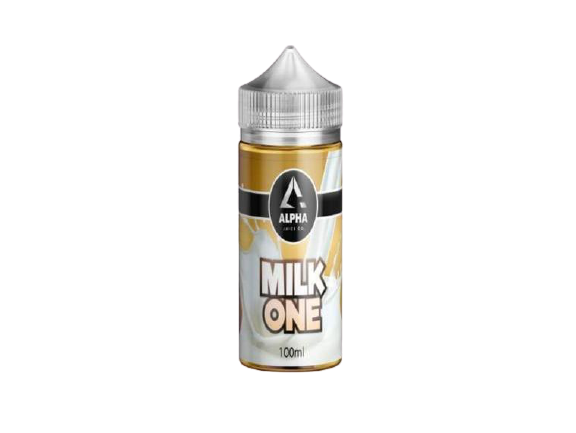 Alpha Juice Co - Milk One 100ML