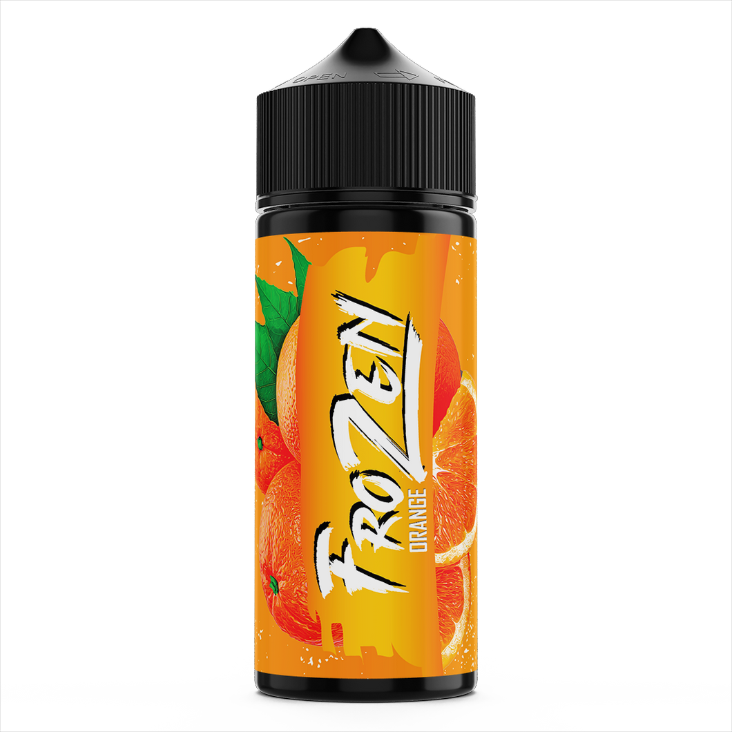 Liquid Faction - Frozen Orange 120ml