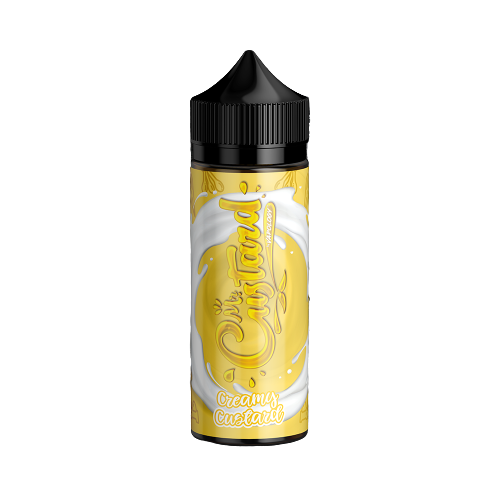 Vapology - Creamy Custard 120ml