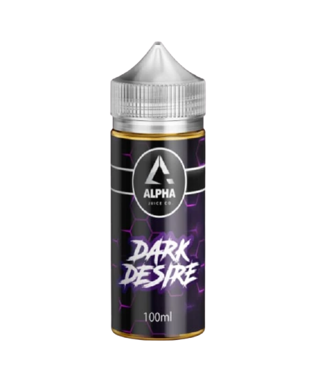 Alpha Juice Co - Dark Desire 100ML