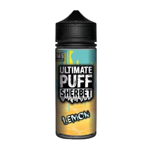 Ultimate Puff E-liquid - Sherbet Lemon 120ml