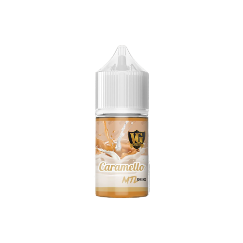 VG Master - Caramello MTL 30ml 12mg