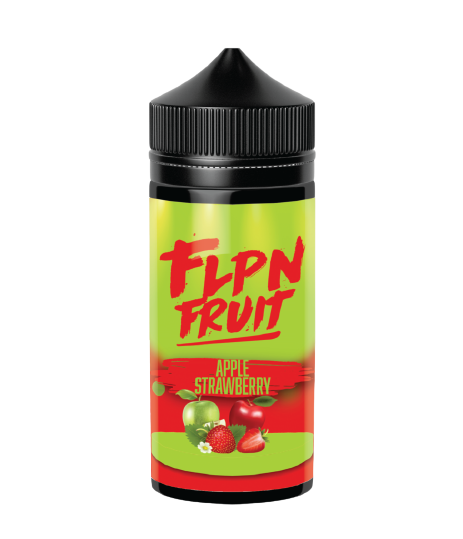 Flpn Fruit - Apple Strawberry 120ml