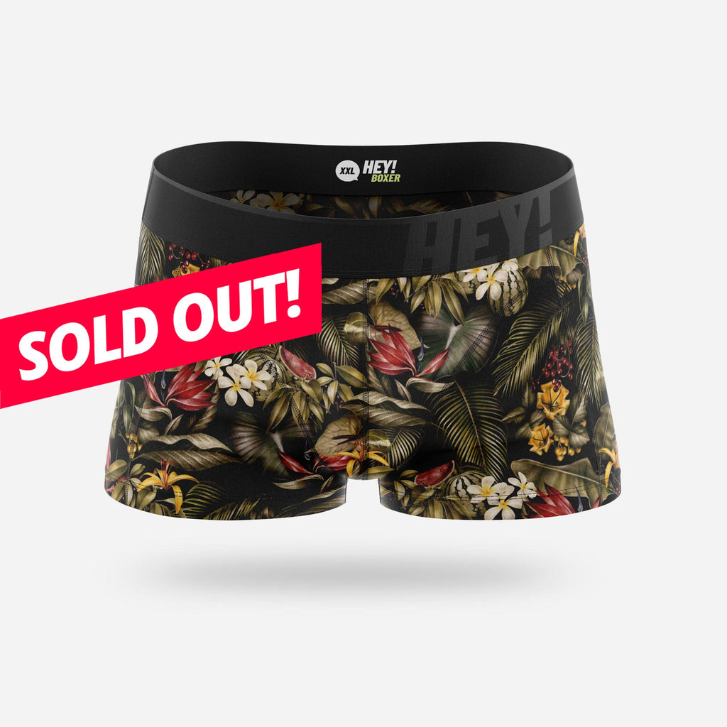 HEYBOXER_HEY!_Boxer_HEY!_Pushboxer_Hipster_Jungle_Tongle_SOLD_OUT