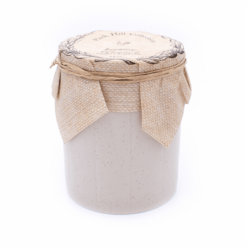 Front Porch Crockery Candle