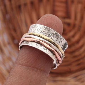 Spinner Ring Mazi