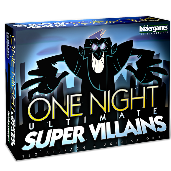 1 Night Ultimate - Super Villains