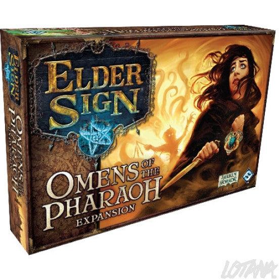 Elder Sign - Omens of the Pharaoh