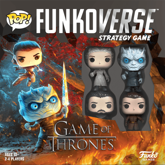 Funkoverse Strategy Game - Game of Thrones 100