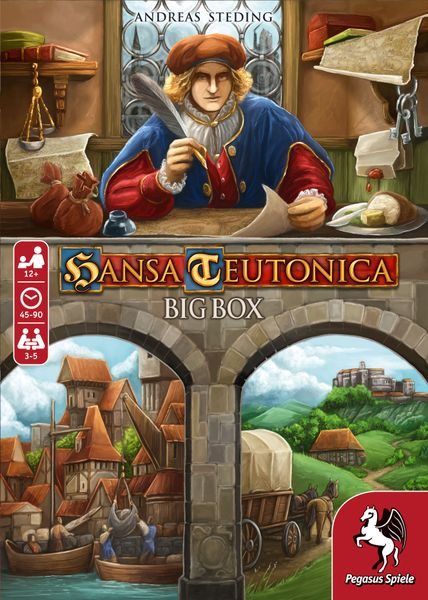 Hansa Teutonica - Big Box