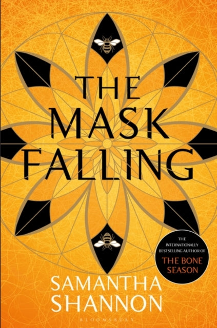 Bone Season 4: Mask Falling - Samantha Shannon (Hardcover)
