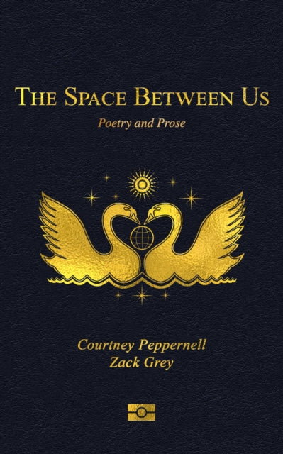 Space Between Us - Courtney Peppernell