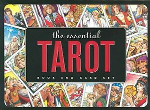 Essential Tarot Book and Card Set