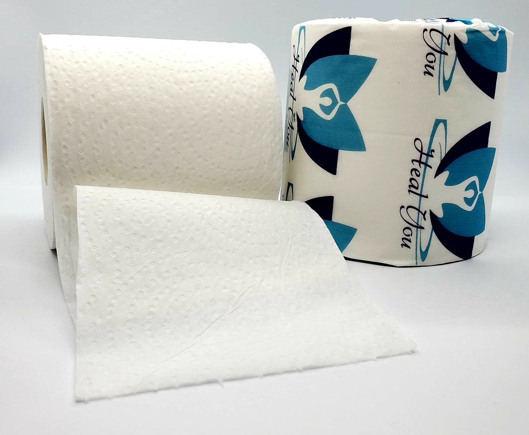 Heal You TP - Toilet Tissue - 1 Single Roll