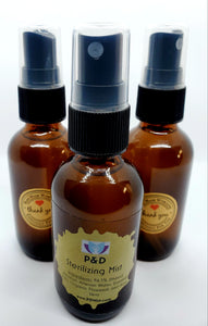 P&D Mist - Extra Strength - 5 Bottles