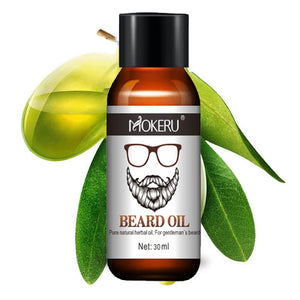 100% NATURAL GROWTH BEARD OIL