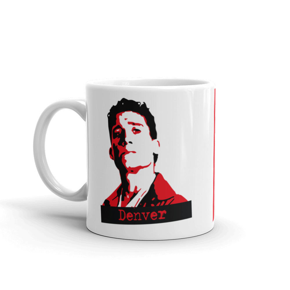Money Heist - Denver- Mug - olafan