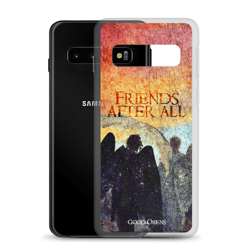 Good Omens - Samsung Case- Aziraphale and Crowley - olafan