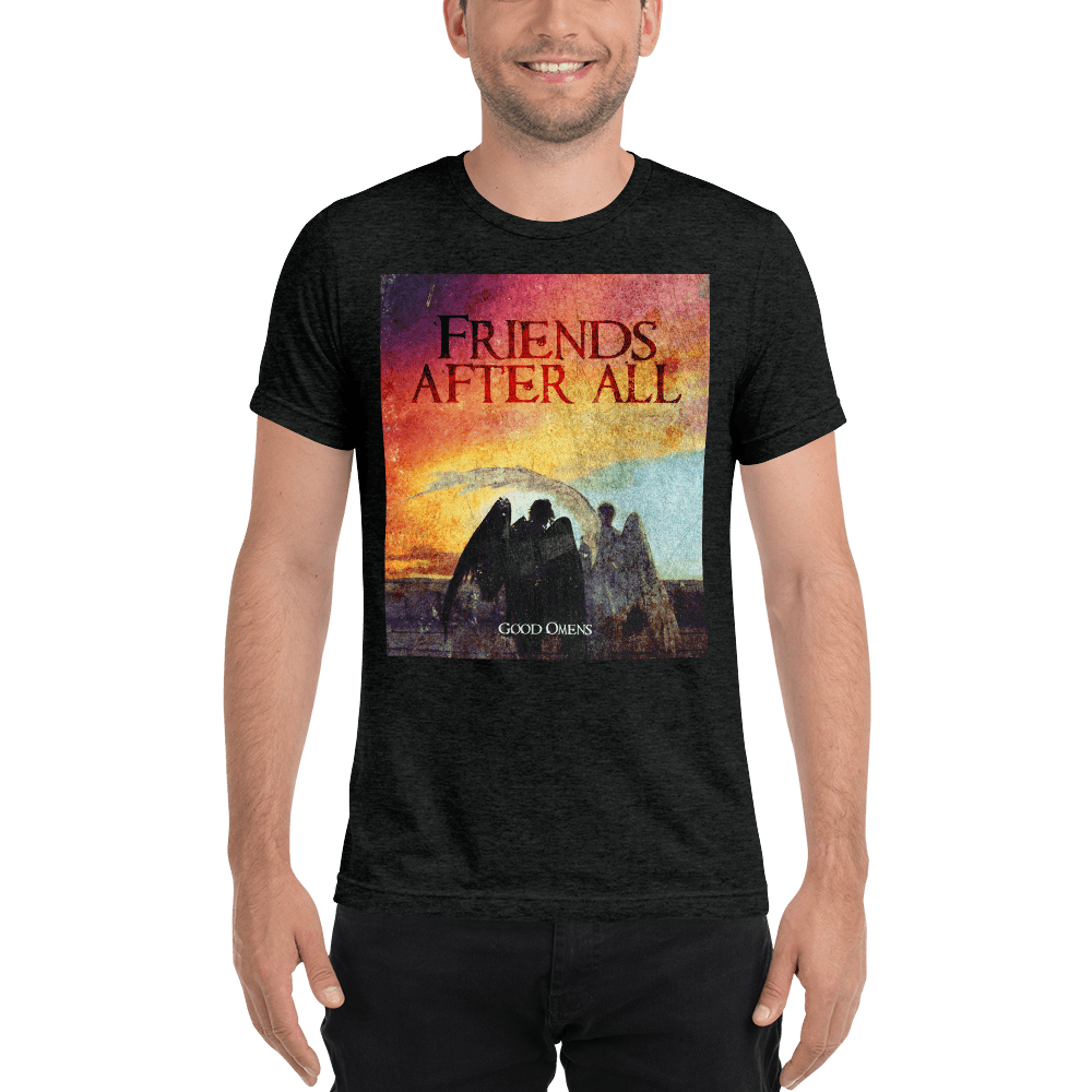 Good Omens T-Shirt - olafan