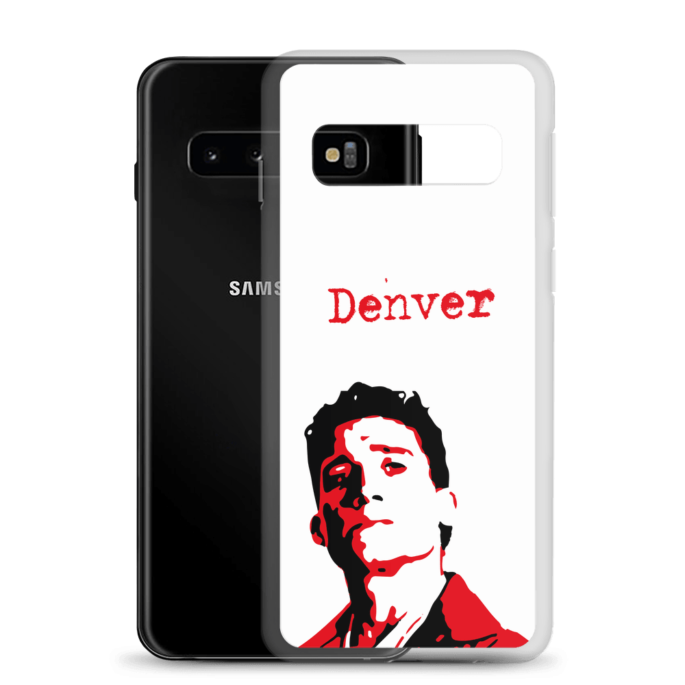 Money Heist - Denver-Samsung Case - olafan