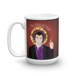 Lucifer - King of Hell - Mug - olafan