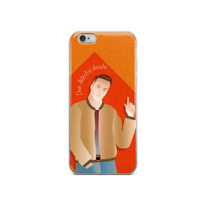 Lucifer - Daniel Espinoza - iPhone Case - olafan