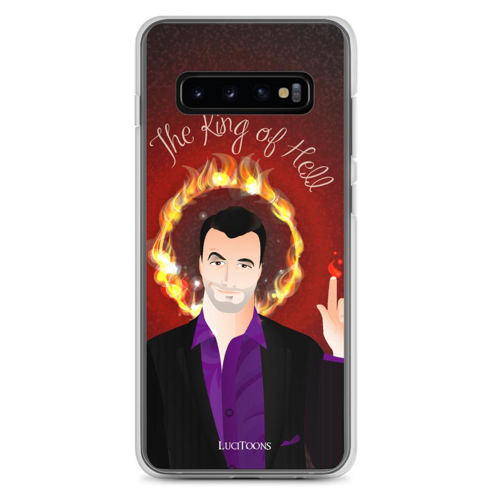 Lucifer - Samsung Case - LuciToons - King Of Hell - OlaFan