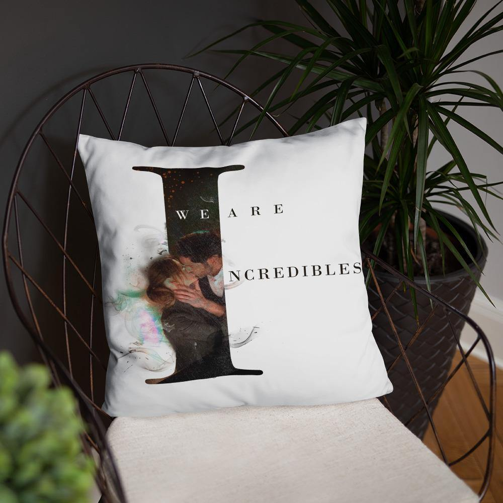 Deckerstar Basic Pillow Lucifer Incredible - Home and Decoration almohadón de lucifer, chloedecker, deckerstar, deckerstar almohadon, pillow