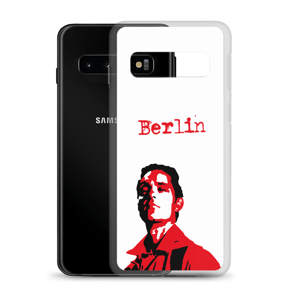 Money Heist - Berlin-Samsung Case - olafan